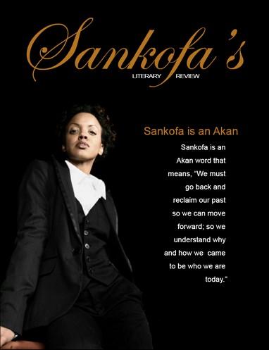 Sankofa Literary Society Logo